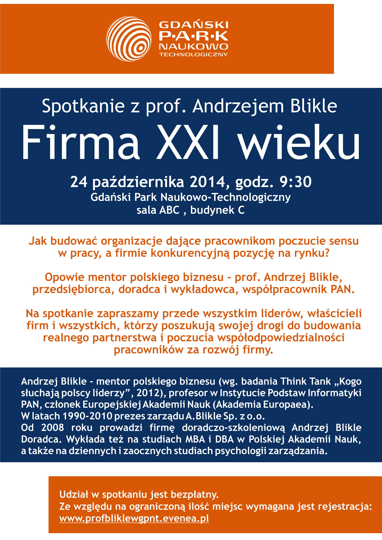 Plakat_Blikle_Firma_XXI_wieku_24.10.2014.jpg